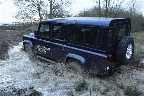 land rover electric land rover electric defender off road ev headed for