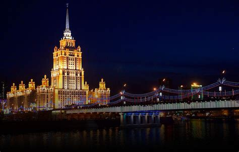 Luxury Hotels in Moscow Russia | Ukraina Hotel