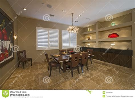 hanging ls for dining room chandelier over dining stock photos image 33891193
