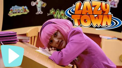 lazy but for school lazy town school scam