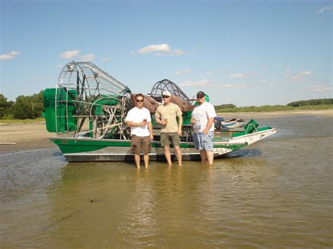 airboat nebraska thunder on the loup in nebraska southern airboat picture