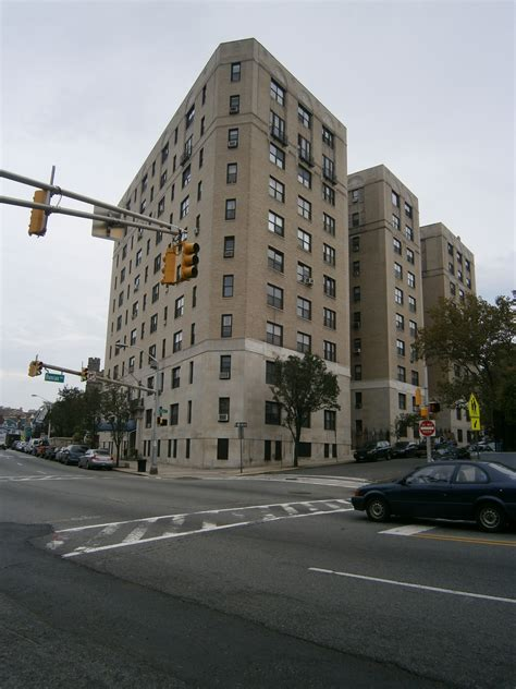 Apartment Building Jersey City Bergen Section Jersey City