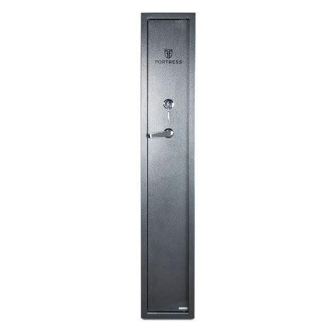 Gun Cabinet Door Locks Fortress Fs3 3 Gun Safe Cabinet W Key Lock Heavy Duty 3 Gun Cabinet With Solid Steel Bolts And