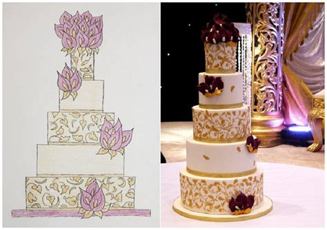 Bespoke Wedding Cakes by How To Book Bespoke Wedding Cakes