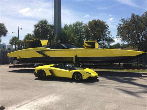 Lamborghini Boat Price Unique Lamborghini Aventador Boat Extravaganzi