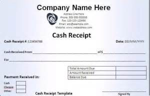 sle of receipts template format of receipt