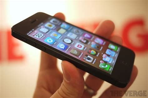 iphone 5 review iphone 5 review the verge