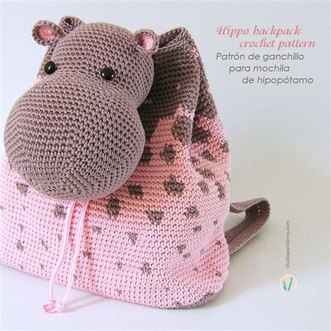 Hippo Backpack hippo backpack mochila de hipop 243 tamo
