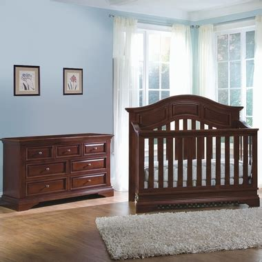 Convertible Crib And Dresser Set by Westwood Design 2 Nursery Set Donnington