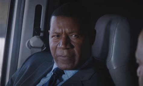 dennis haysbert andre braugher who is special agent bob anderson on brooklyn nine nine