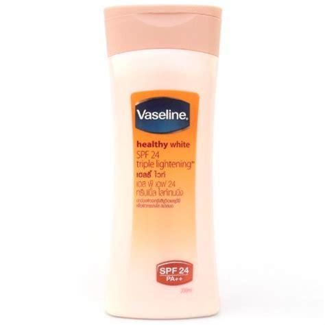 Vaseline Healthy White Uv Lightening 200 Lotion 200 vaseline lightening lotion healthy white 200ml skin care gomart pk