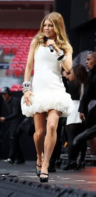 Shoes At The Concert For Diana Fergie Allen Miller Fearne Cotton by Fergie Shows Diana How Far Has Come Diana Not So