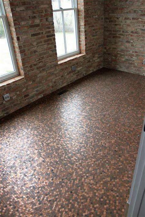 cheap kitchen flooring ideas d 233 corer et cr 233 er avec des pi 232 ces de monnaies astuces
