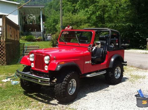jeep for sale 1976 jeep cj7 for sale
