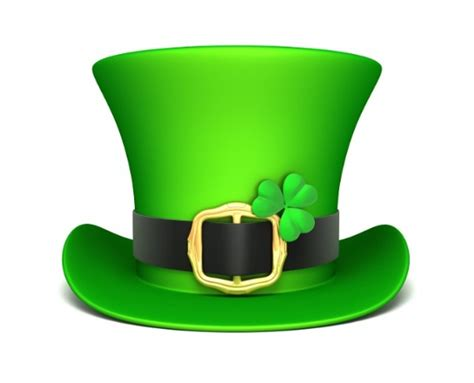 How To Make A Leprechaun Hat Out Of Paper - the greylock echo happy st patrick s day