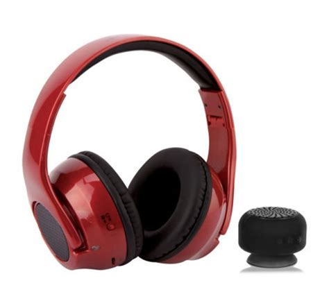 Headset Bluetooth Cross D1t Cross X2 2 In 1 Foldable Headphones Speakers With