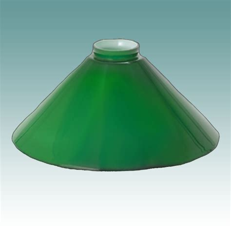 Green Chandelier Shades 6652 S Green Cased Cone 10 Quot Glass Lshades