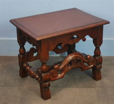Jacobean Coffee Table Oak Jacobean Style Coffee Table Antiques Atlas