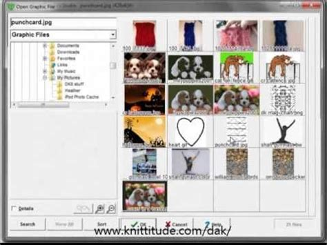 hand knitting pattern design software designaknit 8 knitting software