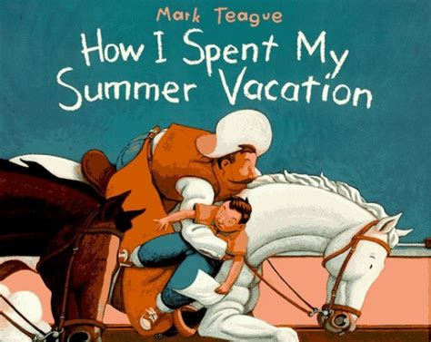 my summer in books teague illustrator