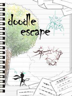 Doodle Escape Java For Mobile Doodle Escape Free