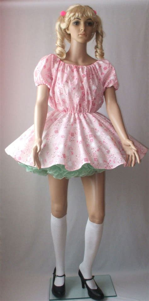 Sissy Dress unisex baby dress fancy dress sissy