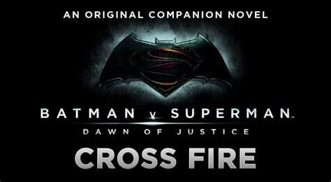 libro batman vs superman dawn batman v superman dawn of justice revela dos nuevos libros gamerfocus