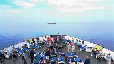 ferry boat lake michigan lake michigan ferry turns humdrum travel into