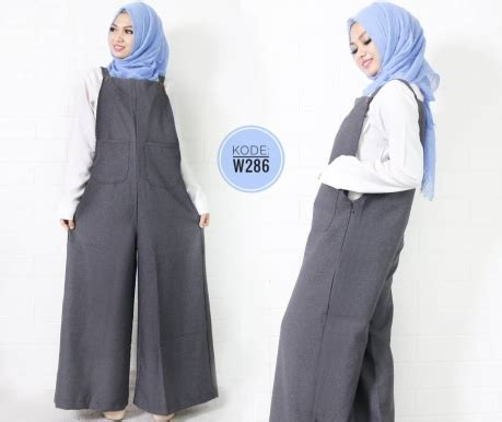 Puspita Overall overall import w286 baju style ootd