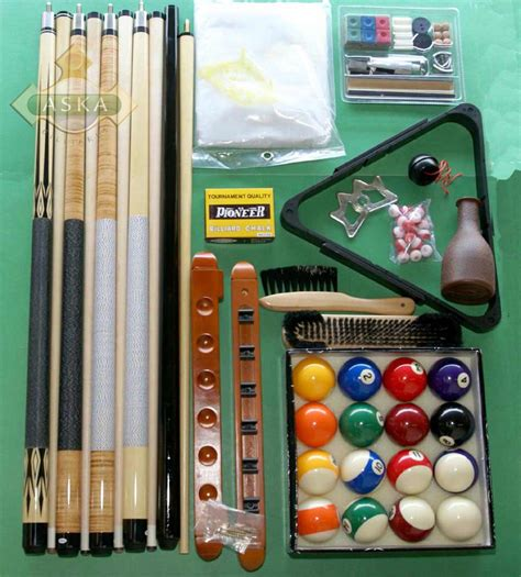 Pool Table Accessories Kit deluxe pool billiard table accessories kit with balls