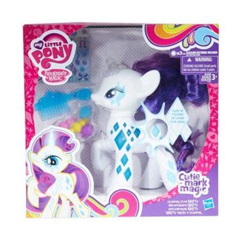 Mainan Anak Mainan Anak Figure Pony Cutie Magic No 1146 jual mlp169 my pony rarity booktique cutie magic playset dotstoyland di