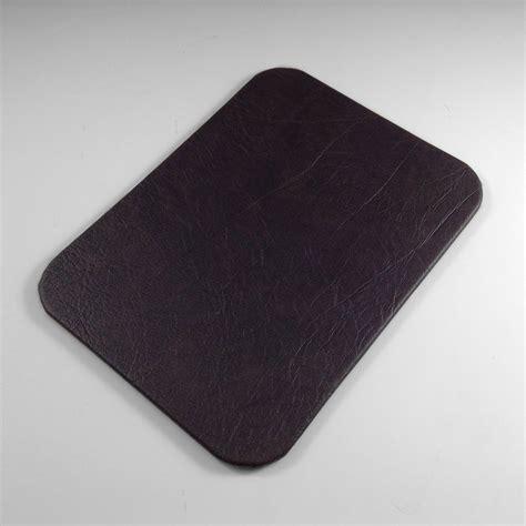 Vinyl Desk Pad brown vinyl desk pad wrapped luxury vinyl blotter
