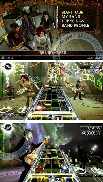 game psp android format rar game psp rock band unplugged iso for emulator ppsspp android