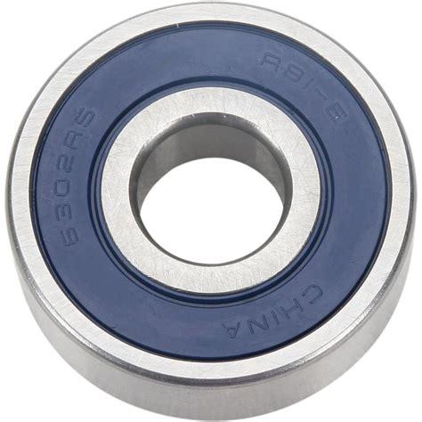 Bearing 6302 2rs Djh parts unlimited bearing seal 6302 2rs 15 x 42 13 15x42x13 ebay