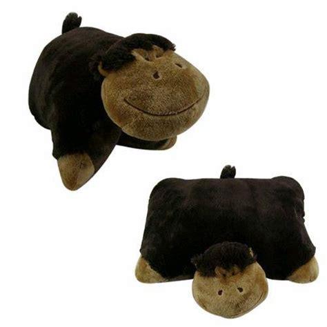 Pillow Pets Animals by Plush Animal Pillow Pets Monkey Id 3638355 Product