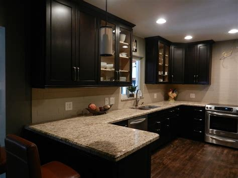 espresso color kitchen cabinets dark espresso kitchens traditional kitchen miami