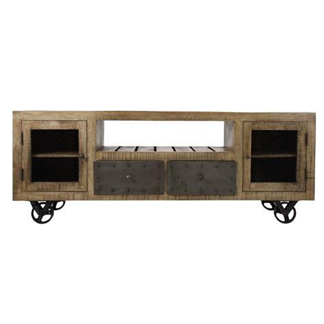 mobile ferro mobile tv in legno e ferro mobili etnici provenzali