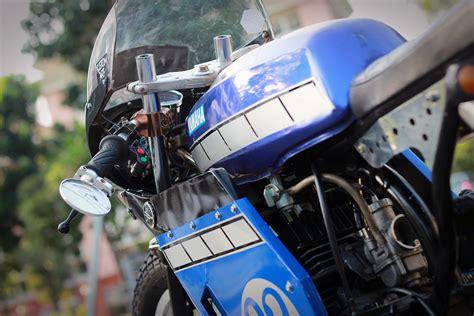 Emblem Tangki Yamaha Rx King live the king yamaha rx cafe racer return of the cafe racers