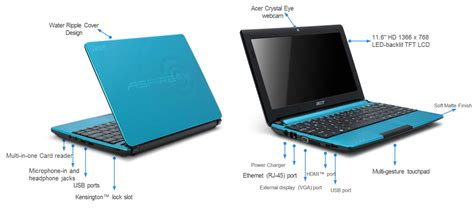 Dan Spek Notebook Acer Aspire One 722 spesifikasi dan harga laptop acer aspire one 722