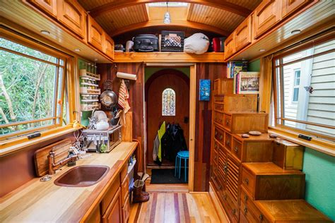 Freedom Furniture Kitchens by 7 People That Live In Tiny Homes Smaller Than Your Bedroom