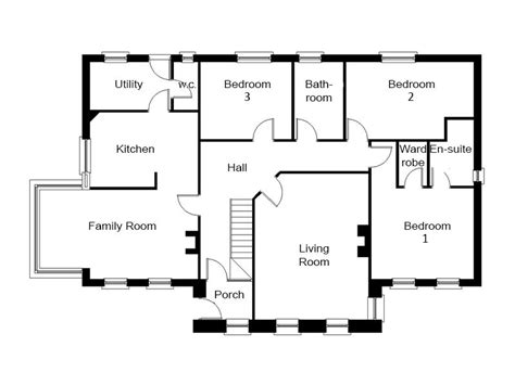 4 bedroom dormer bungalow plans modern dormer bungalow designs the thornbury