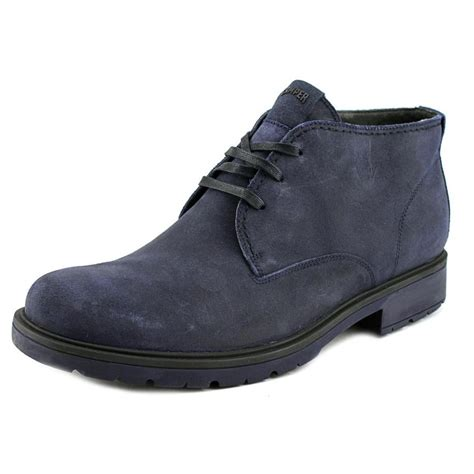 cer 1900 land suede blue boot boots
