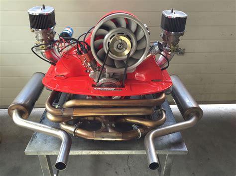 Vw K Fer Porsche Motor by Ahnendorp B A S Porsche Style K 252 Hlung System B A S