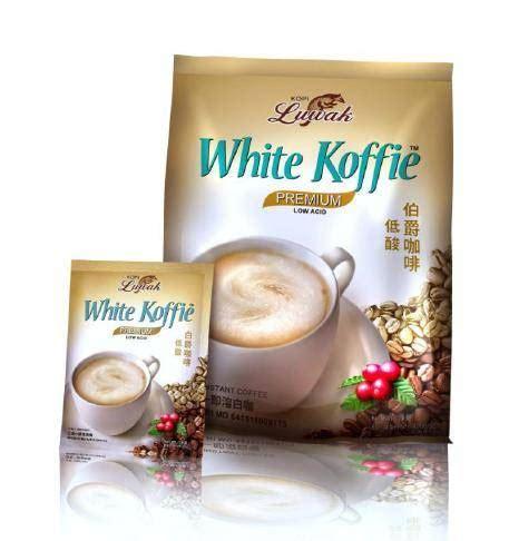 White Coffee Luwak 1 Karton pt java prima abadi coffee instant coffee luwak coffee civet coffee white coffee