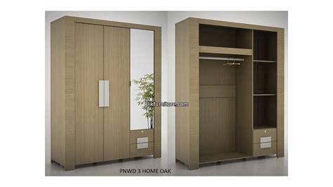 lemari baju 3 pintu pnwd 3 panama pro design