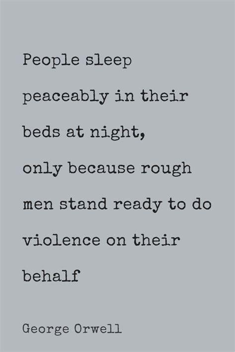 people sleep peaceably in their beds people sleep peaceably in their beds at night only