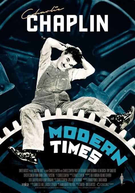 architecure modern times modern times 1936 poster kellerman design