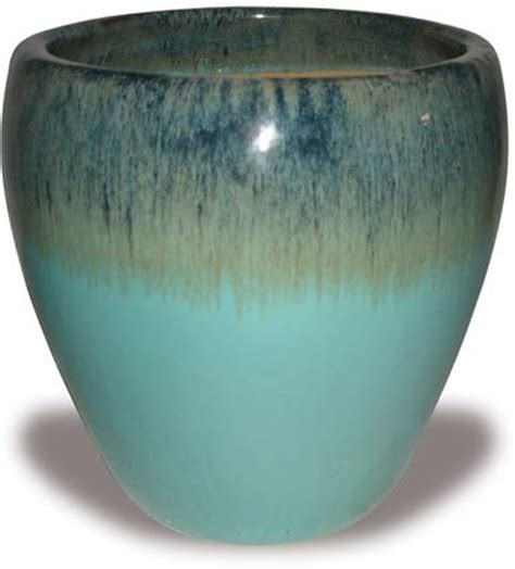 Wholesale Pottery Planters by Wholesale Pottery Flower Pots Outdoor Glazed Pots Oh