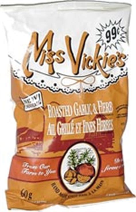 miss vickie s tattoo shop miss vickie s roasted garlic herb potato chips ail