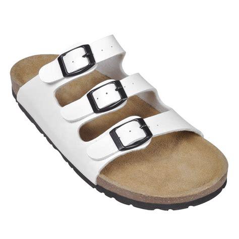 Sepatu Docmar 3 Unisex Size 2 white unisex bio cork sandal with 3 buckle straps size 38 vidaxl co uk